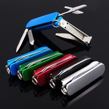 Multifunctional Gift Nail Clipper Nail Clipper Nail File Knife Folding Nail Clip