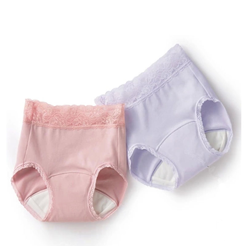 Woman Lace Adult Diapers Women Can Wash Cloth Diapers Old Urine Does Not Wet Diaper Pants Incontinence Waterproof Underpant