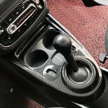 スマート453フォーツーフォーフォーギアシフトパネル装飾カバーインテリアステッカー車の修正のアクセサリースタイリング