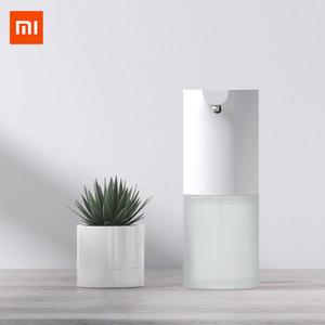 Image 1 - במלאי Xiaomi Mijia אוטומטי אינדוקציה קצף יד מכונת כביסה אוטומטי מתקן לסבון סבון 0.25s אינפרא אדום חיישן חכם בית