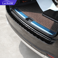 Trunk trim strip For Mercedes gle w167 gle carbon gle 2020 gle 350/amg 450 500e exterior decoration accessories