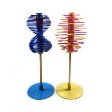 Забавная кинетическая игрушка леденец для снятия стресса