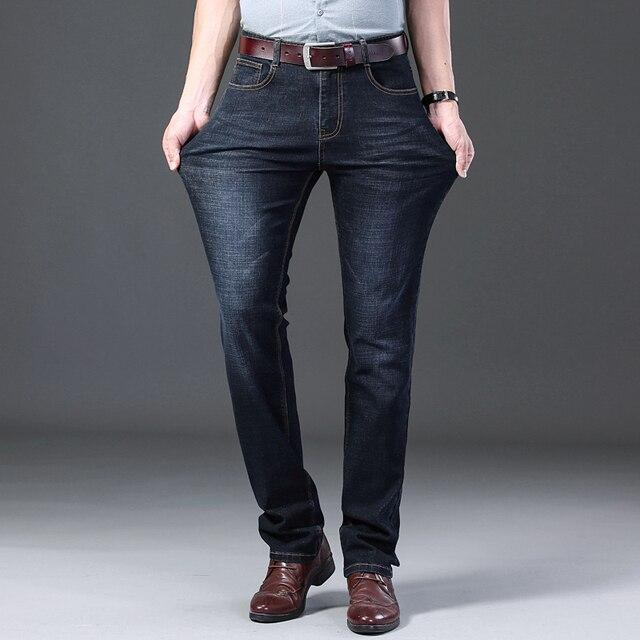 Casual Stretch Slim Jeans 8