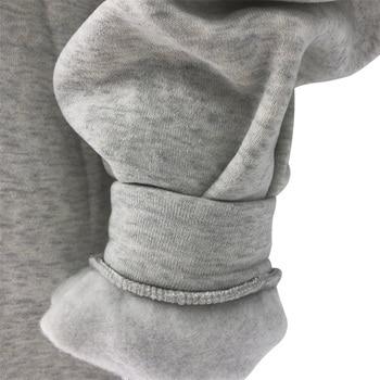 Stand Collar Half Zipper Long Sleeve Sweatshirt 6
