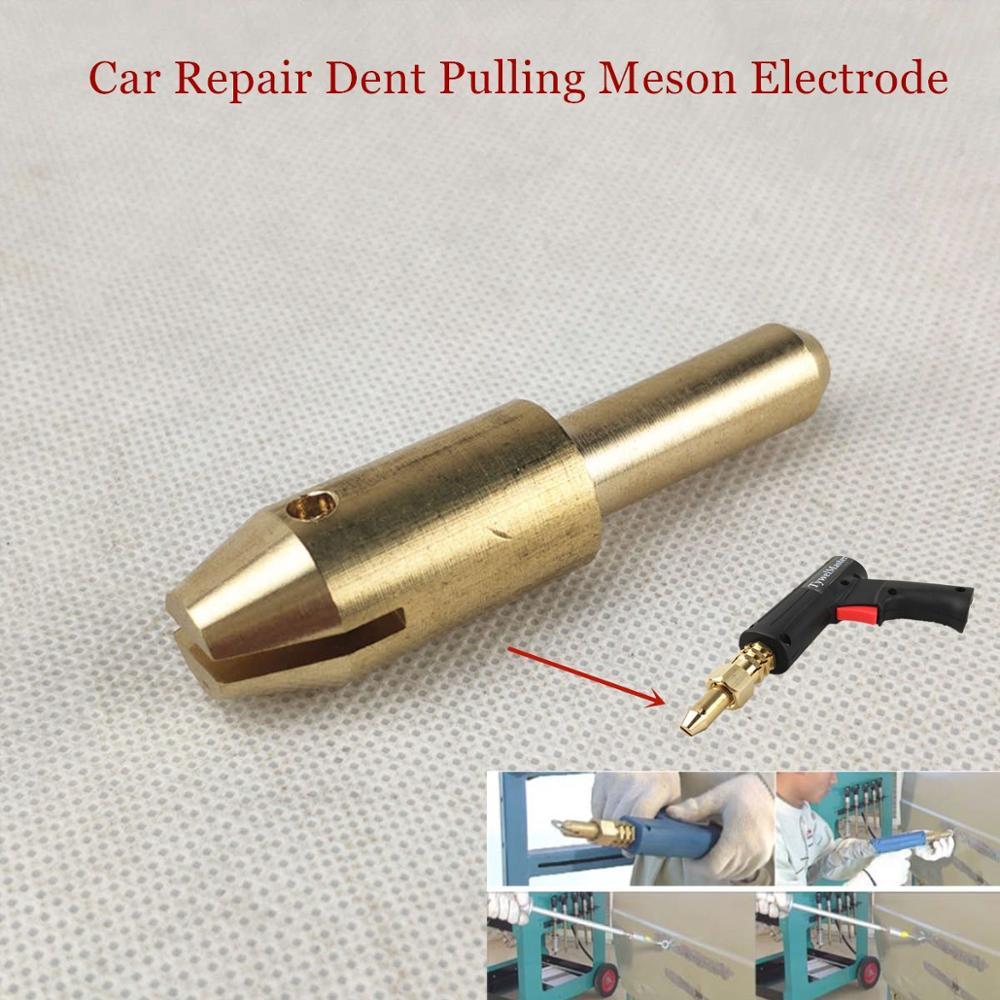 Washer Welding Head Stud Welder Sheet Metal Washer Welding Connector Car Repair Dent Pulling Meson Electrode