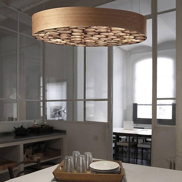 Japan Stijl Houten Hanglampen Verlichting Led Lichtpunt Hanglamp Woonkamer Slaapkamer Keuken Restaurant Opknoping Lamp Ww38 Masterofceremonies Co