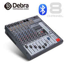 Хорошее качество чистый звук! 8 микшер каналов цифровой аудио