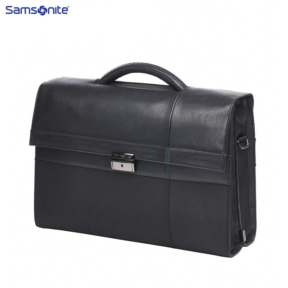 Фото - Laptop Bags & Cases Samsonite SAM62N00609 for laptop portfolio Accessories Computer Office a bag Men ladsoul 2018 women multifunction makeup organizer bag cosmetic bags large travel storage make up wash lm2136 g