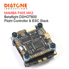 MAMBA F405 MK2 Betaflight Flight Controller & F40 40A 3-6S DSHOT600 FPV Racing Bürstenlosen ESC Für RC muiltitor Ersatzteile Accs