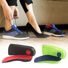 Palmilhas de sapato arco suporte palmilhas de calcanhar antiderrapante heighted palmilhas de absorção de choque para homem feminino fs99