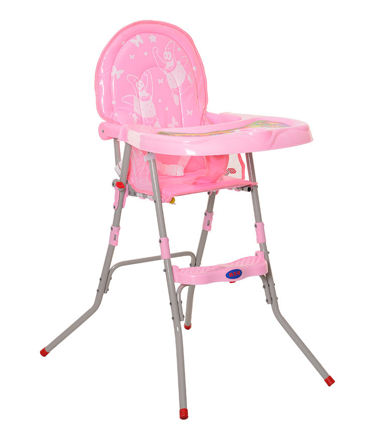 Multi-functional Light And Easy To Folding Baby Children Safe Dining Chair