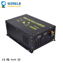 Reliable Pure Sine Wave Inverter UPS and charging function 5000W outdoor home frequency inverter with charger цена и фото