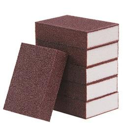 Emery Sponge Eraser Melamine Magic Sponge Eraser For Moving Rust Kitchen Accessories Bathroom Cleaning Nano Sponges Brush