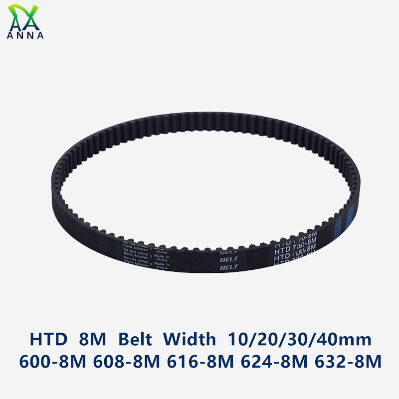1 Band Rubber D/&D PowerDrive 15440 Mighty DISTRIBUTING Replacement Belt