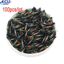 Glass-Transponder-Chip After-Market New 100PCS ID48 Blank Virgin T6 X