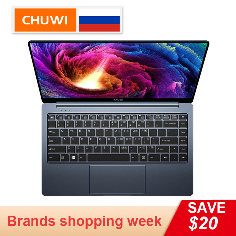 CHUWI Laptop-Backlight-Keyboard Intel Windows10 Lapbook Quad-Core N4100 14inch Original