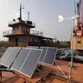 1kw Horizontal Wind Turbine Generator 1000W 48v 96v 120v 230v For Off Grid System Work With Solar Panel