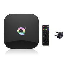 Q Plus. Android Smart TV Box TV Box Android 9.0 16GB 32GB 64GB 6K Netflix Allwinner h6 PK MX10 Pro H96MAX UGOOS AM6 Android Scatola(China)