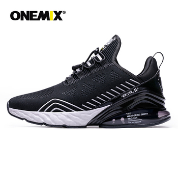 ONEMIX Air Cushion Running Shoes Men Women Outdoor Sports Walking Athletic Unisex Sneakers 100%Original Authentic NEW Hot Sale