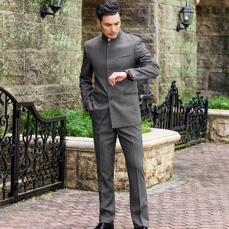 Latest Design Indian Style Men S Stand Collar Suit Jacket Pants Classic Design Groom Gray Wedding Dress 2 Pieces Terno Masculino Aliexpress,Celebrity Iconic Wedding Dresses