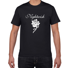 Nightwish Imaginaerum Symphonic Metal Epica TShirt men metal band cotton streetwear  t-shirt casual plus size clothing