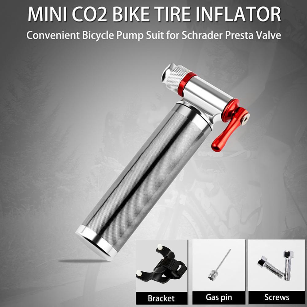 Мини велосипед leInflator горный портативный мини-насос легкие Аксессуары для велосипеда