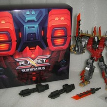 NEW Planet X Transformation Toy PX-04 Summanus Figure In Stock