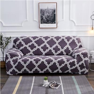 Купить разноцветный эластичный чехол для дивана универсальный картинки цена