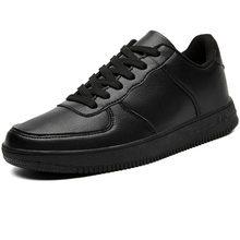 Мужские брендовые кожаные кроссовки Повседневная модная обувь
