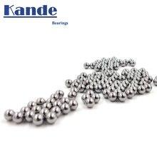 Roulement à billes solide de haute précision, 1-5mm GCR15 100Cr6, 100 pièces, 1 2 3 4 5mm, adapté aux vis à billes à glissière linéaire