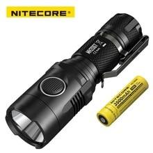 Аккумуляторная батарея NITECORE MH20GT, 7 режимов, 18650 лм, XP L HI V3 светодиодный ная лампа, водонепроницаемый фонарик, аккумулятор
