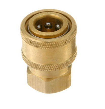 High Pressure Washer 1/4 Mother Pick Up Foam Lance Connection Mother Pick Up Water Torch Quick Connector