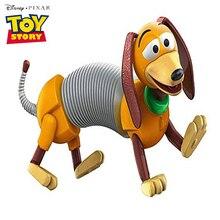Disney Pixar Slinky Hund Spielzeug Geschichte 4 Action figuren 30cm Metall Modell Puppe Begrenzte Sammlung Spielzeug Kinder Weihnachten Geschenke kinder