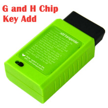 O fabricante chave obd para a microplaqueta 4d67 de toyota g, programador chave do veículo da microplaqueta de 68,72 h adiciona o transponder para a ferramenta diagnóstica do obd dos carros de toyota