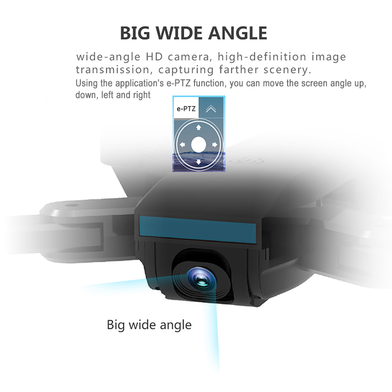 SG700D Дрон профессиональный контроль зума 4K широкоугольная камера Дрон WIFI 1080P двойная камера RC Квадрокоптер складной Дрон VS M69G