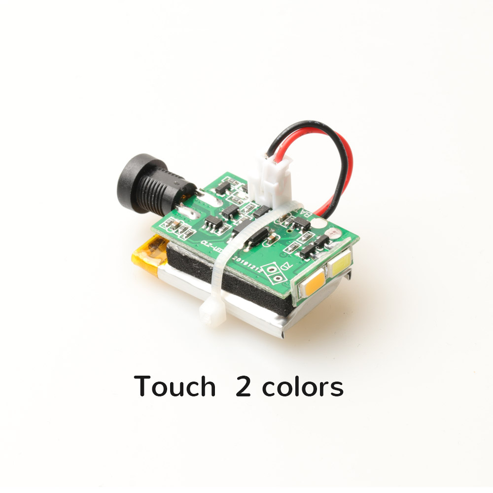 3D Printing Moon Lamp Circuit Board, Wick Touch Switch, Lamp Bead Touch Circuit, Moon Light Source