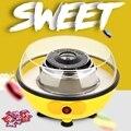 Мини электрический Diy Candy Floss закрученная машина для приготовления сахара домашняя Сладкая сахарная хлопковая Конфета для детей семейный по...