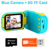 Blue DV Add 8G Card