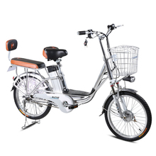 Electrical Bike 240W Motor 48V 12Ah Detachable Lithium-Ion Battery 20 Inch Ebike noFolding Electrical Bicycycle