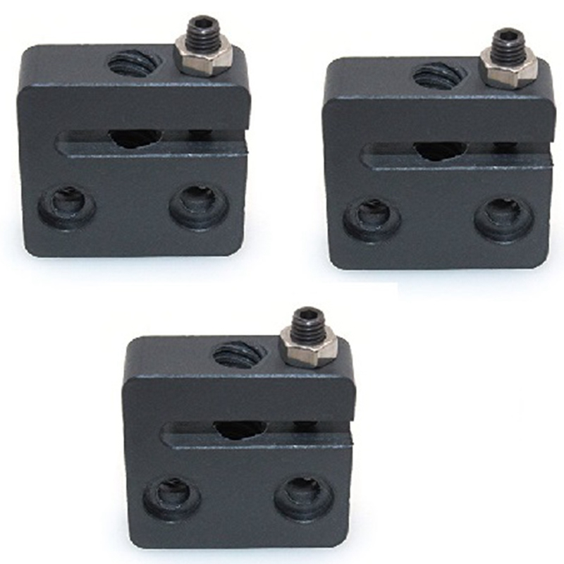 3PCS Anti-Backlash Nut M8 Screw And CNC Stepper Motor Coupling Nut For CNC Machines