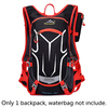 18l impermeável mochila esporte ao ar livre mochila saco de água acampamento caminhadas ciclismo mochila de água 11