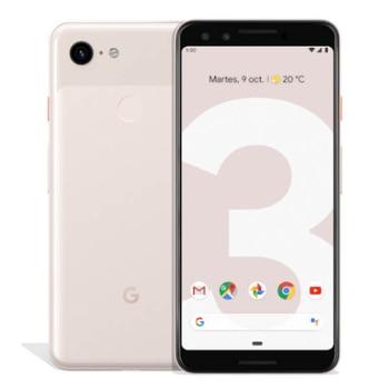 Перейти на Алиэкспресс и купить Google Pixel 3 4 ГБ/64 Гб розовый G013A