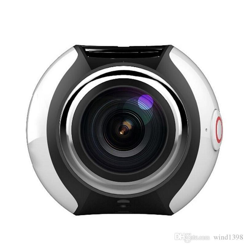 hd mini panoramamera 360 graus esporte condução