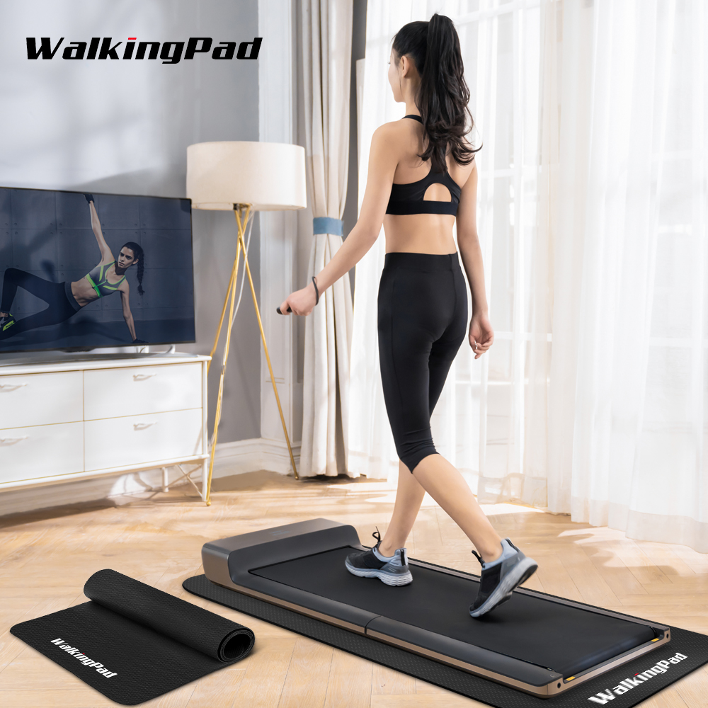 WalkingPad Treadmill Mat Non Slip Carpet Mat Anti-skid Quiet Exercise Workout Gym Sport Fitness Accessory For Fitness Equipment