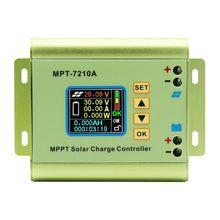 MPPT Solar Battery-Pack Charge-Controller MPT-7210A for 60v/72v Output-0-10a Digital