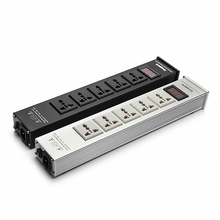Xangsane LED High quality Advanced Audio Power Purifier Filter AC Power Socket universal Power filter New pattern