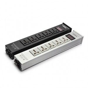 Image 1 - Xangsane purificador de alimentación de Audio, LED de alta calidad, filtro de corriente alterna, toma de corriente universal, potente filtro, nuevo patrón