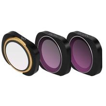 Voor Dji Osmo Pocket/2 Nd Filter Verstelbare Ndpl Cpl Voor Osmo Pocket/2 Neutral Density Filters Kit accessoires Set Verstelbare