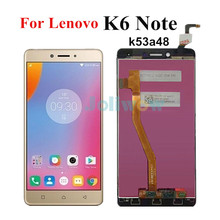 For Lenovo K6 Note k53a48 LCD Display To