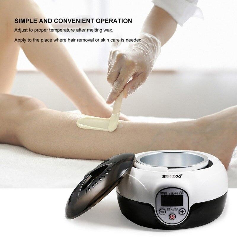 cera de derretimento nova atualizado mão depilação